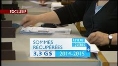 Vérifications fiscales en hausse à Revenu Québec