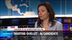 Entrevue avec Martine Ouellet