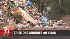 Crise des ordures au Liban