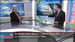 L'importance de l'entente entre Bombardier et Delta