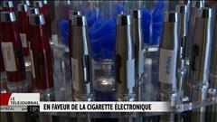 Arguments en faveur de la cigarette électronique