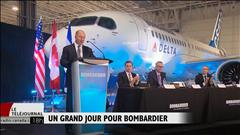 Un grand jour pour Bombardier