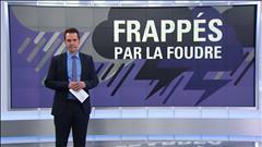 La foudre fait plus de 40 blessés en France et en Allemagne