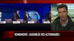 Assemblée des actionnaires de Bombardier