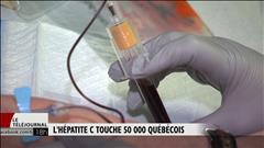 L'hépatiteC touche 50000Québécois