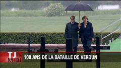 100 ans de la bataille de Verdun