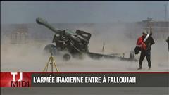Assaut pour reprendre Falloujah