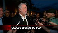 Caucus spécial du PLQ