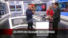 Les effets du cellulaire sur le cerveau