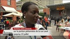Le Festival Kafé-Karamel, c'est parti à Gatineau!
