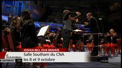 Les spectacles à venir à la nouvelle salle Southam du CNA d'Ottawa