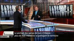 Le portrait des gangs de rue à Ottawa :  plus de 400 membres se partagent le territoire