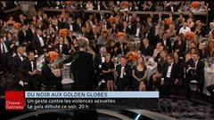 Se vêtir de noir aux Golden Globes