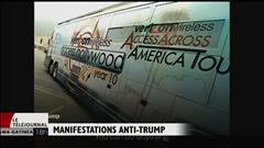Manifestations anti-Trump