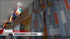 Deux fois plus d'immigrants dans les écoles publiques que catholiques