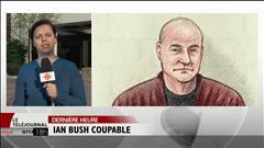 Ian Bush coupable de meurtres prémédités
