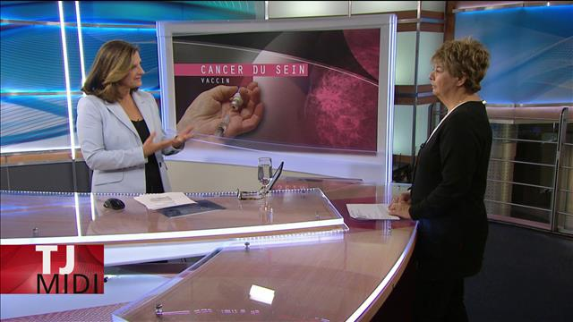 Un vaccin contre le cancer du sein?