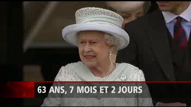 Un record pour la reine Elizabeth II?