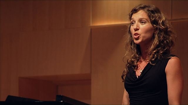 Audition de Sophie Lemaire, Soprano