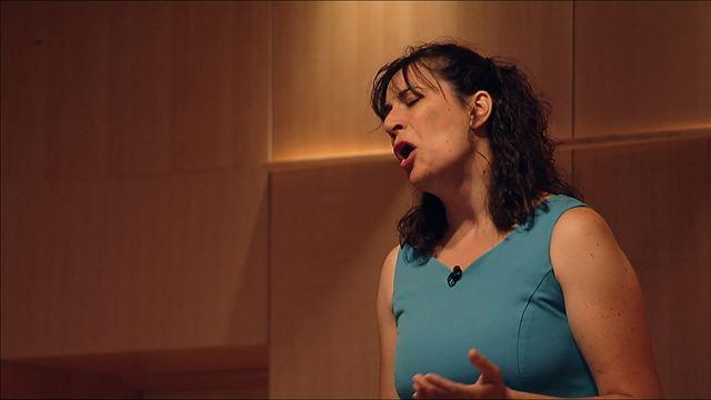 Audition d'Annie Sanschagrin, Soprano
