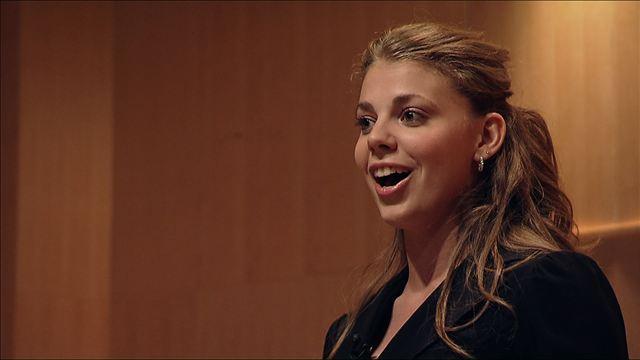 Audition de Marjorie Maltais, Mezzo soprano