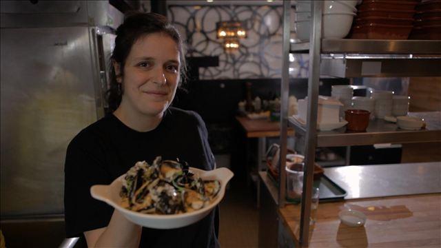 Visionner La chef Marie-Fleur St-Pierre