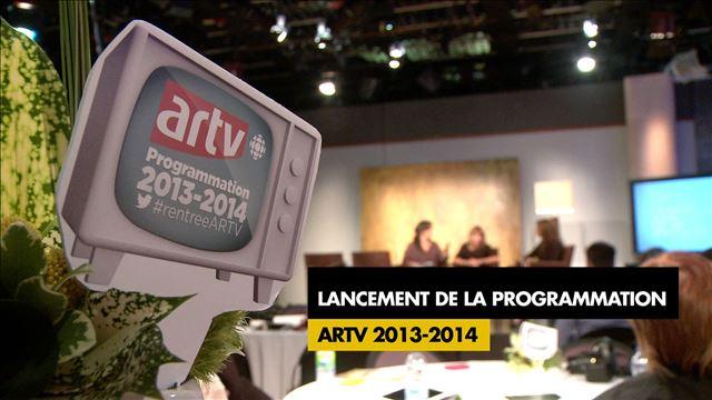 Lancement de programmation 2013-2014
