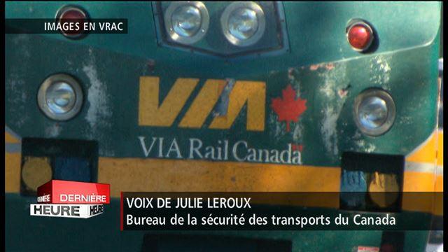 Entrevue avec julie leroux du bureau de sécurité des transports