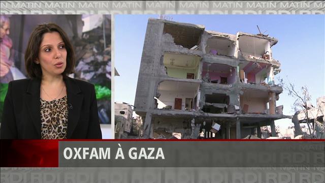 Le défi de l'aide humanitaire à Gaza