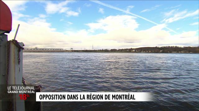 Projet Énergie Est : réactions à Montréal et entrevue avec le professeur Normand Mousseau