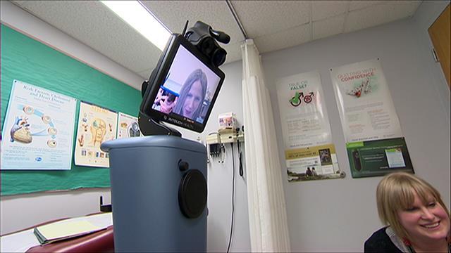 La médecine en Saskatchewan révolutionnée par les robots
