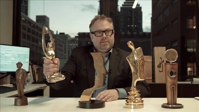 Que vaut un trophée gagné dans un gala québécois?