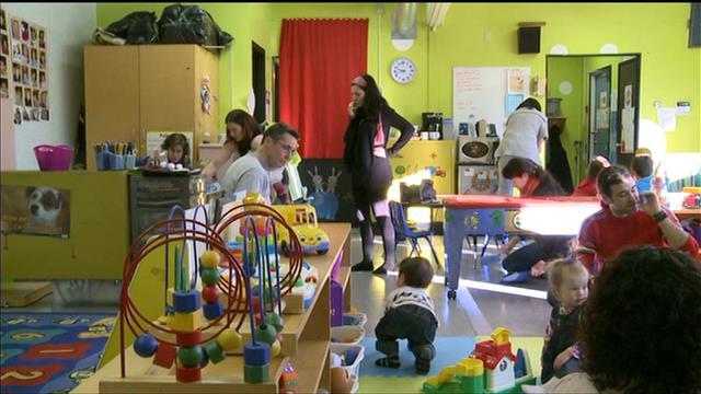 Fermeture des services préscolaires dans les écoles Rose-des-Vents et AnneHébert