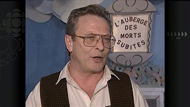 Coffre à souvenirs: Retournez sur les planches du Théâtre Montcalm en 1997