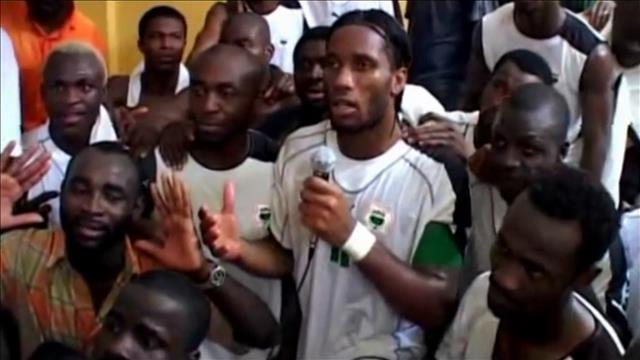 Drogba, l'idole de la Côte d'Ivoire