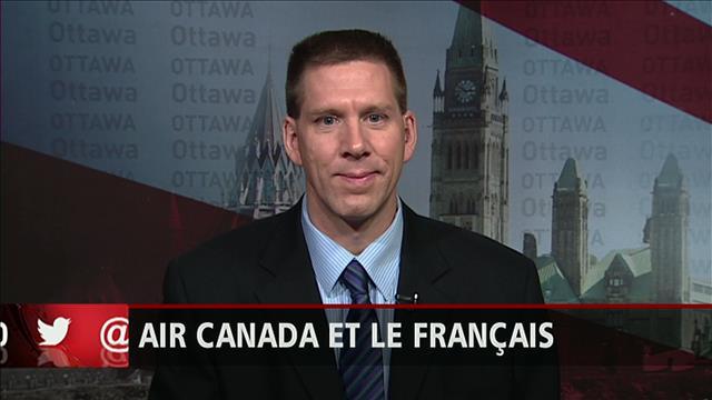 Air Canada et le français : entrevue avec Michel Thibodeau