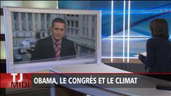 Obama, le Congrès et le climat