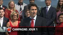 Discours de Justin Trudeau