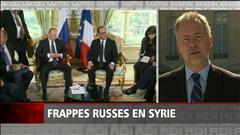 Sommet Hollande-Poutine