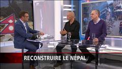 L'après-séisme au Népal