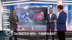 Un deuxième match Canadiens-Tampa Bay