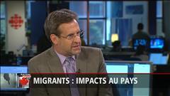 La crise des migrants et son impact dans la campagne électorale canadienne