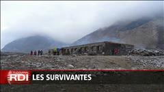 Deux survivantes québécoises veulent aider le Népal