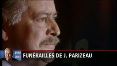 Funérailles de Jacques Parizeau