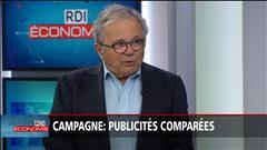 Campagne : publicités comparées