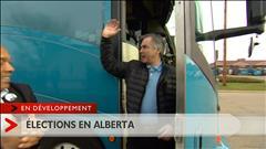 Journée électorale en Alberta