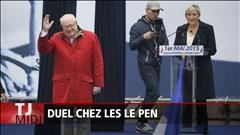 Duel chez les Le Pen