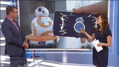 BB-8, petit droïde pour mordus de  La guerre des étoiles