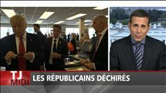 Les républicains déchirés