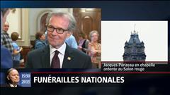 Le protocole cérémonial pour des funérailles nationales